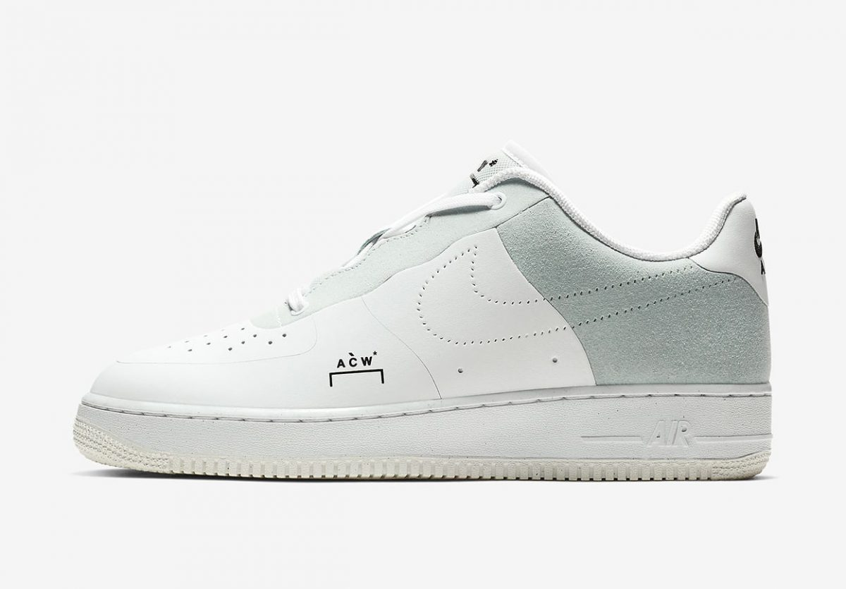 timeless design b9e3d 7ec06 Where to Buy the A-Cold-Wall x Nike Air Force 1 Low
