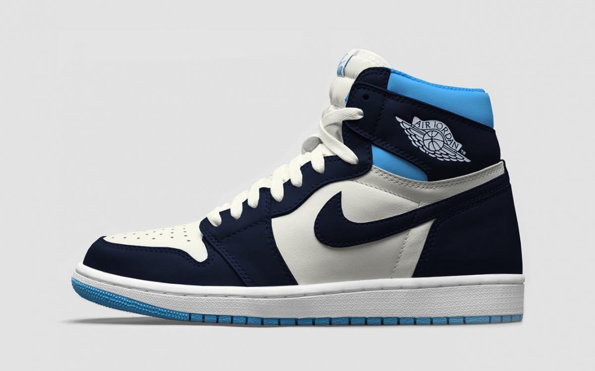 There's More UNC-Flavored Jordan 1s on the Way 👀