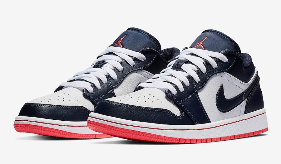 The Jordan 1 Goes Lows in Obsidian and Ember