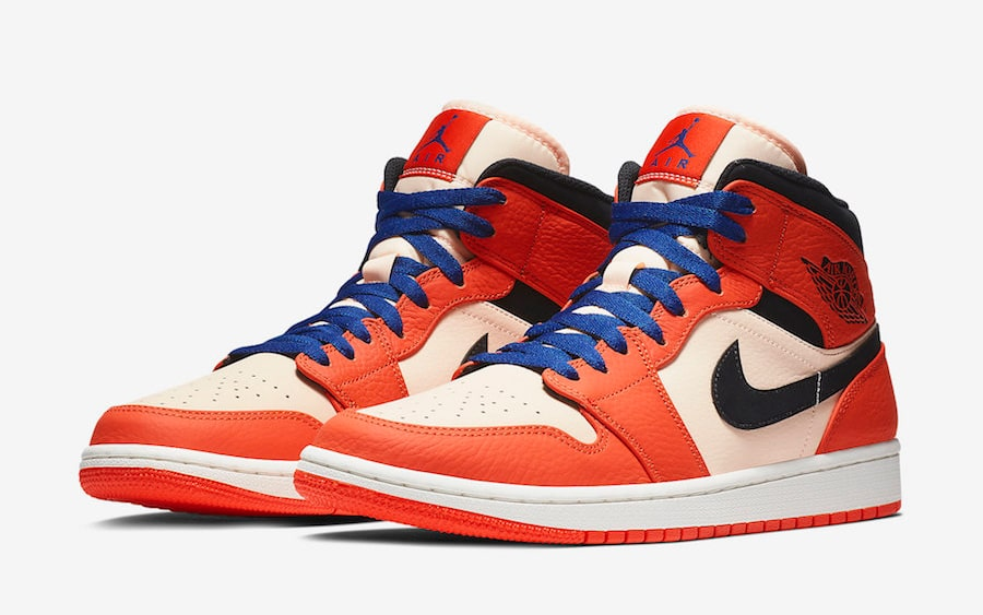 More Air Jordan Mids Riding that Backboard Wave