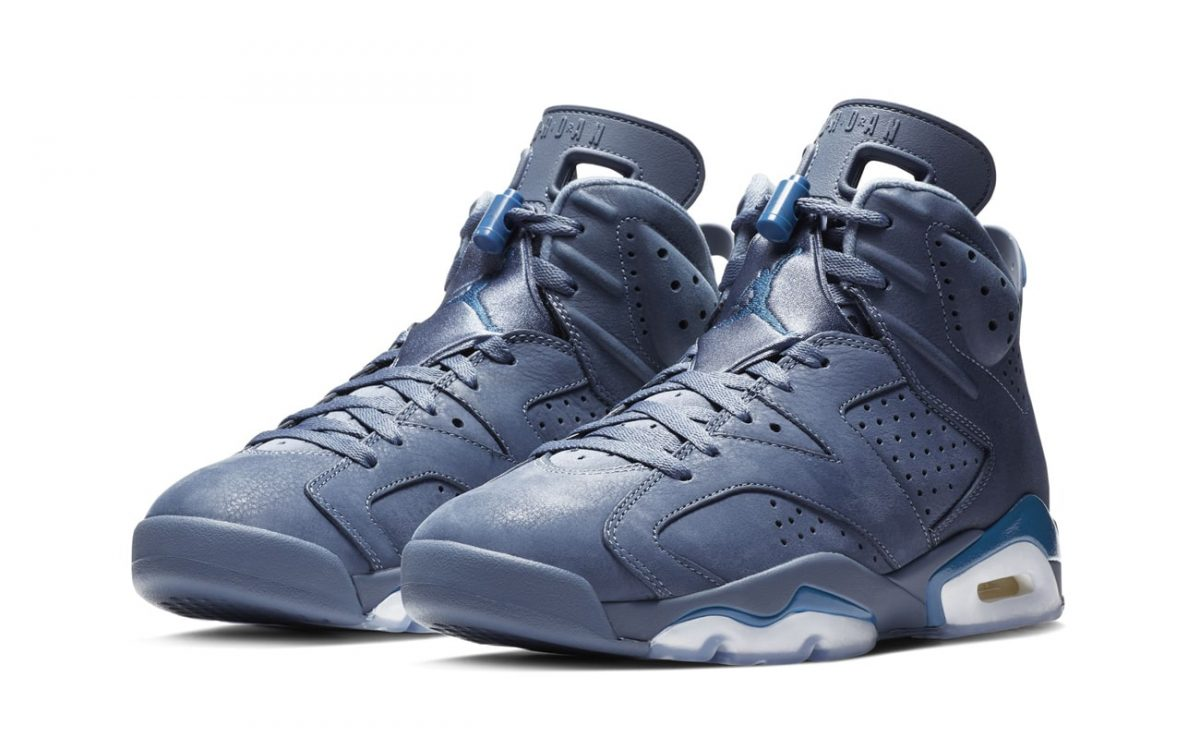 "Where to Buy the Air Jordan 6 ""Jimmy Butler"" AKA ""Diffused Blue"""