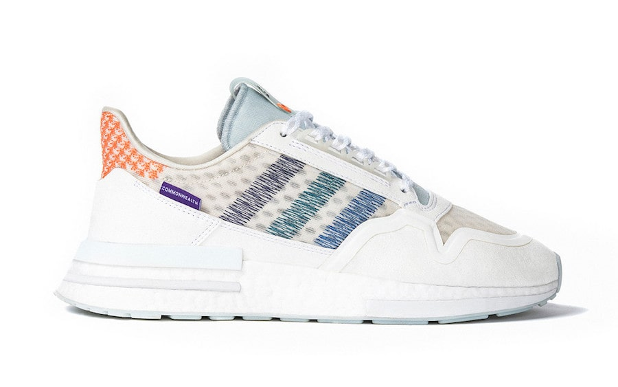 Commonwealth Get Fluid on the adidas ZX 500 RM