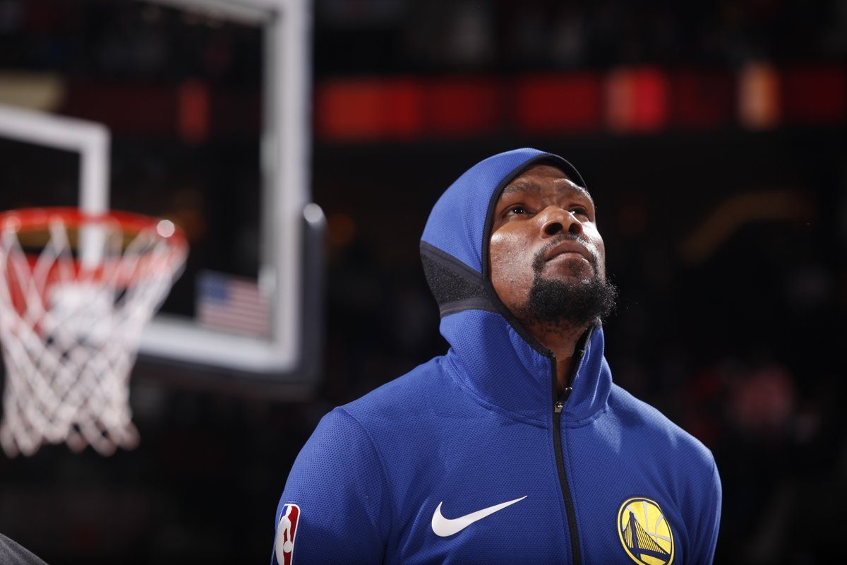 """KD: """"People Hate the Fact that I'm so Damn Good at Basketball."""""""