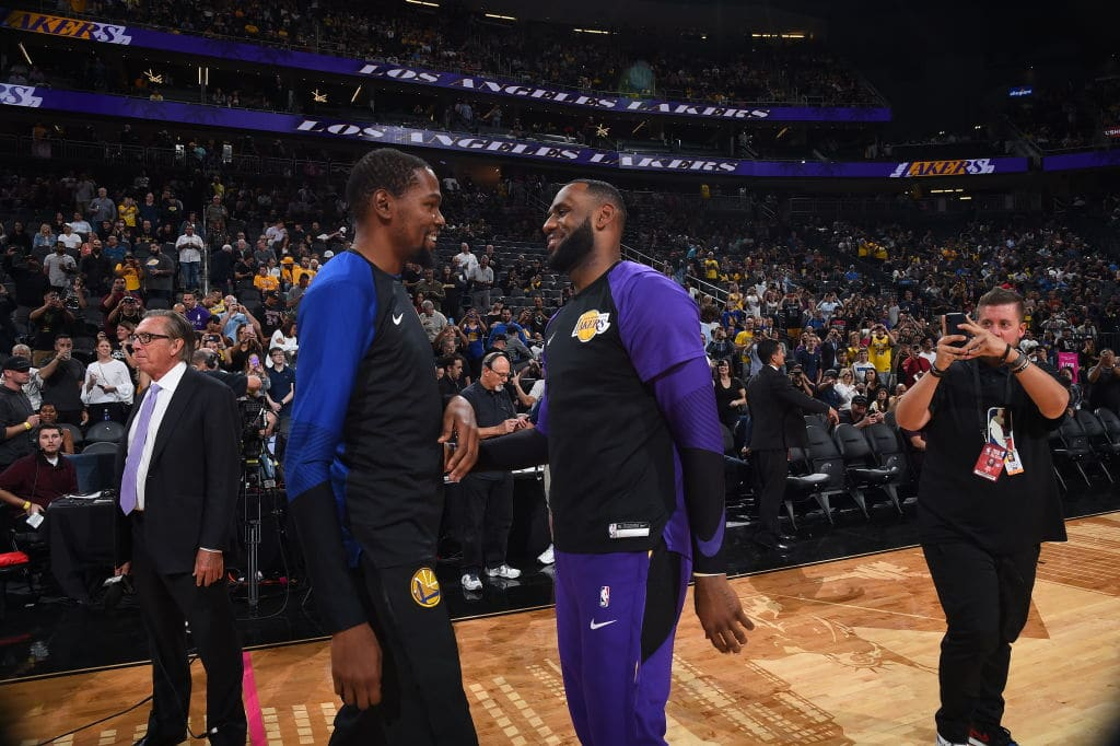 Kevin Durant Reveals Why Star Players Don't Want to Team Up With LeBron James