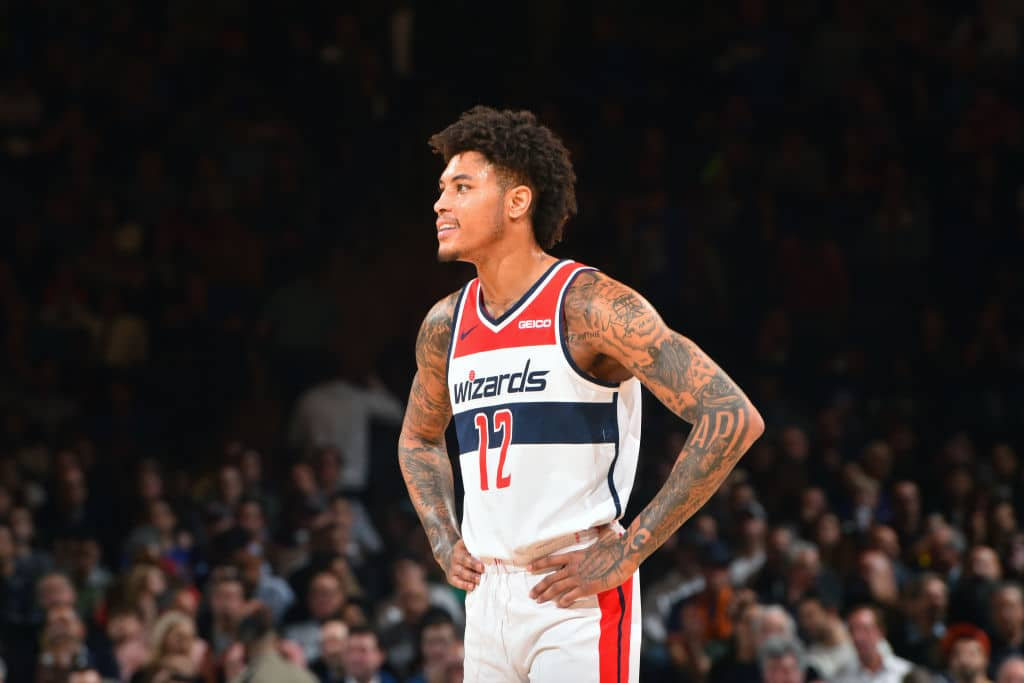 "Kelly Oubre ""Wasn't Really Surprised"" By Trade to the Suns"