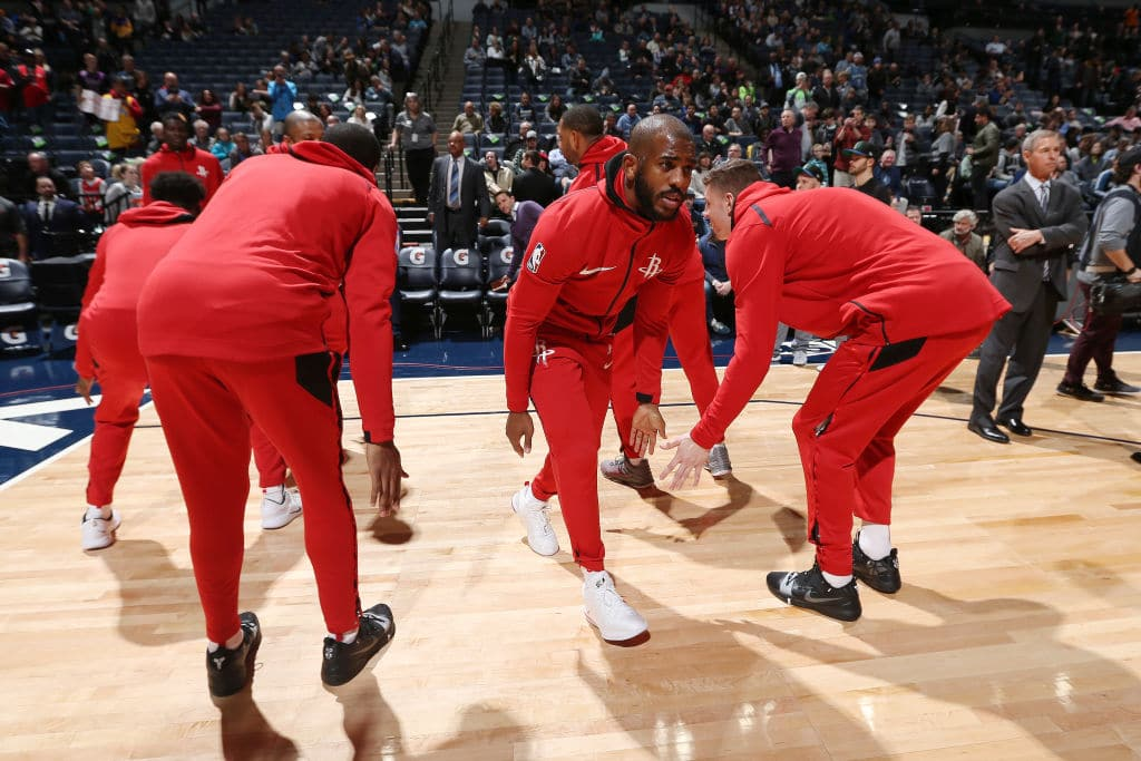 """Chris Paul: """"Somebody's Gotta Beat Us Four Out of Seven Times"""""""