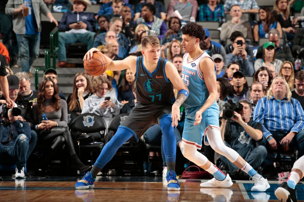 Kings Coach Dave Joerger: Luka Doncic Has No Ceiling