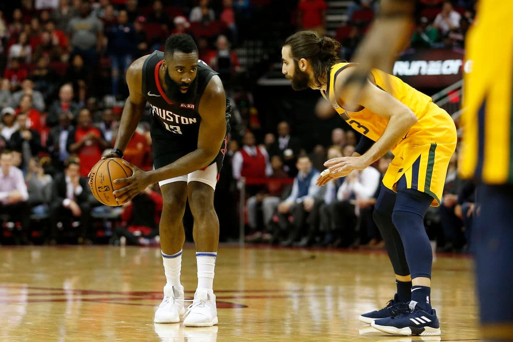 James Harden Won't Rat on Himself for Getting Away With Travels