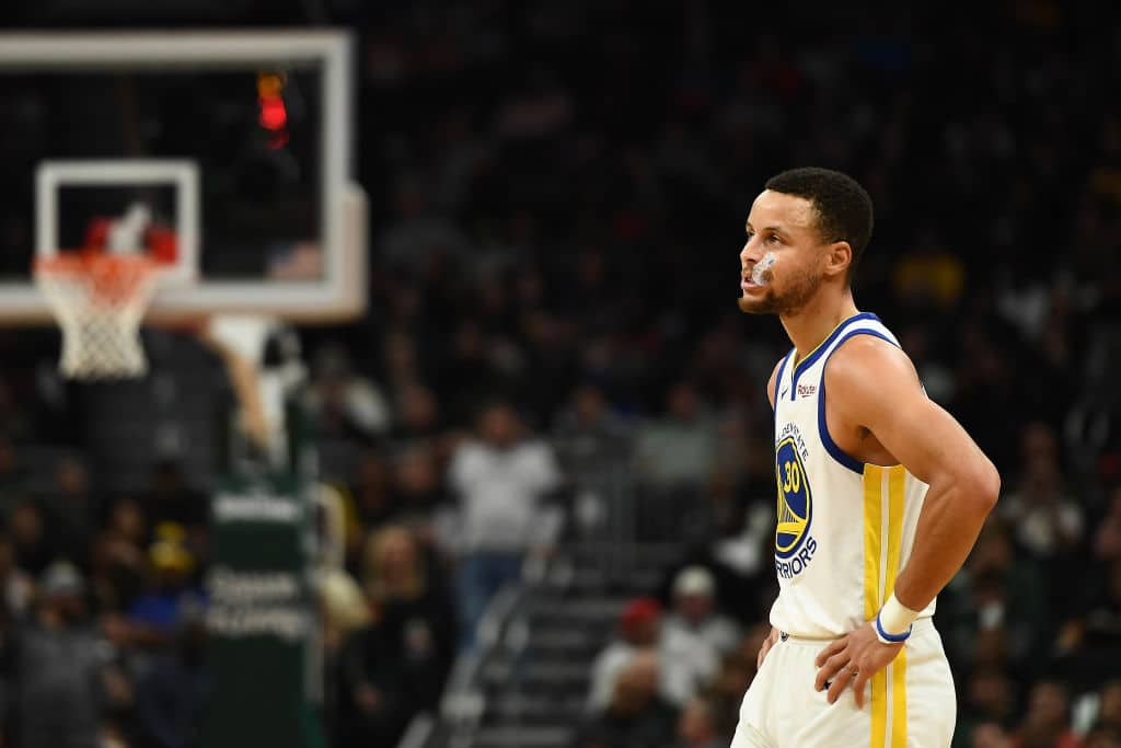 NASA Offer Steph Curry Tour of Lunar Lab After His Denial of Moon Landing