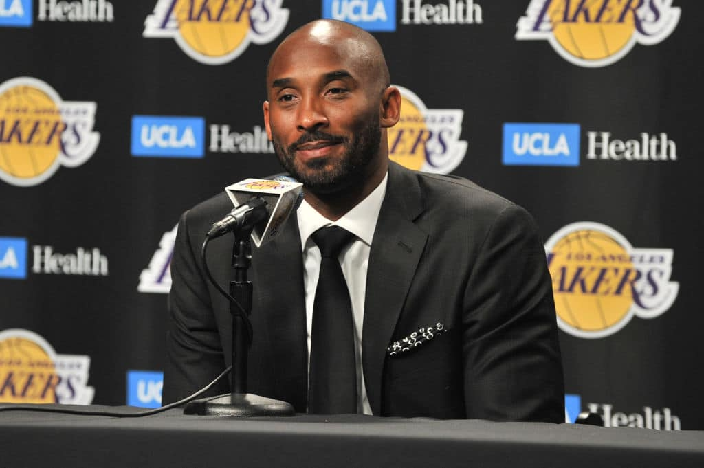 "Kobe Bryant: ""We'll Just Be Laughing at All the Warrior Fans"""