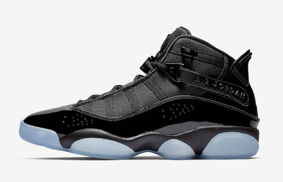 "Available Now // Jordan 6 Rings ""Black Ice"""