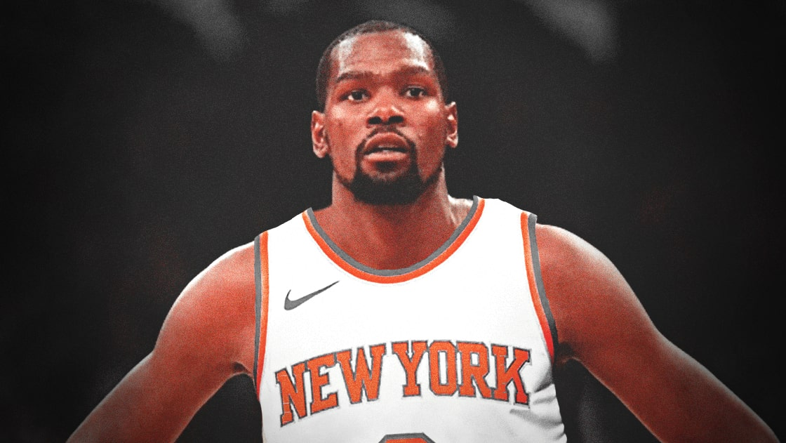 "NBA Execs Still Believe Kevin Durant Joining Knicks is ""Very Much in Play"""