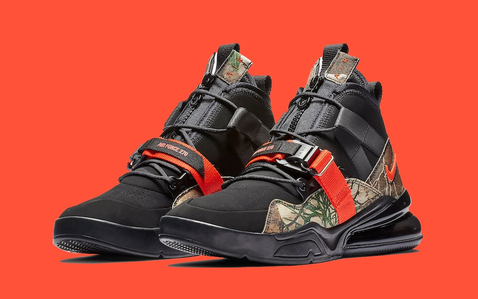 """Realtree"" Prints to Hit the Air Force 270 Utility"
