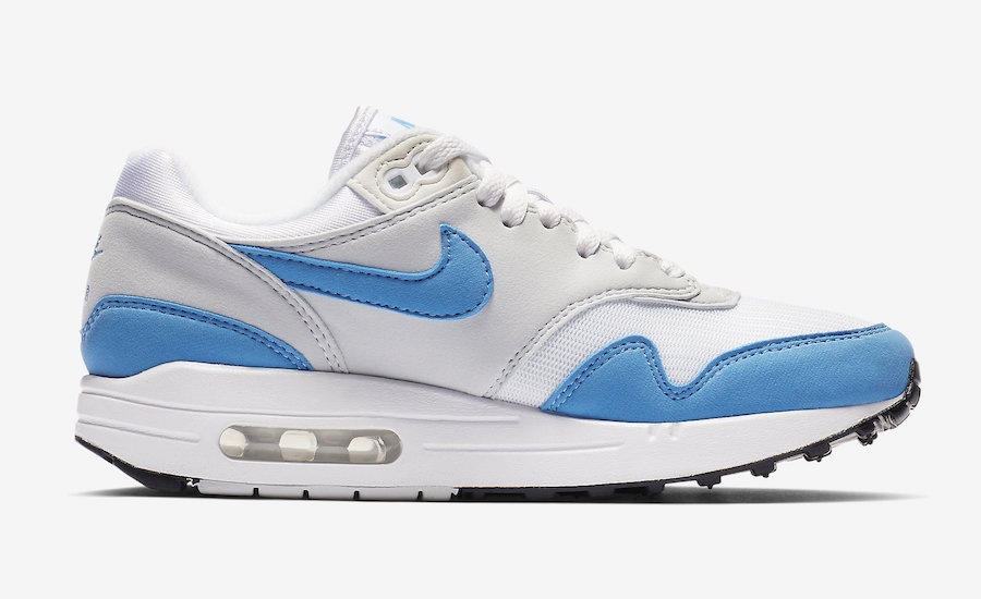 The Air Max 1 Flashes it's Baby Blues