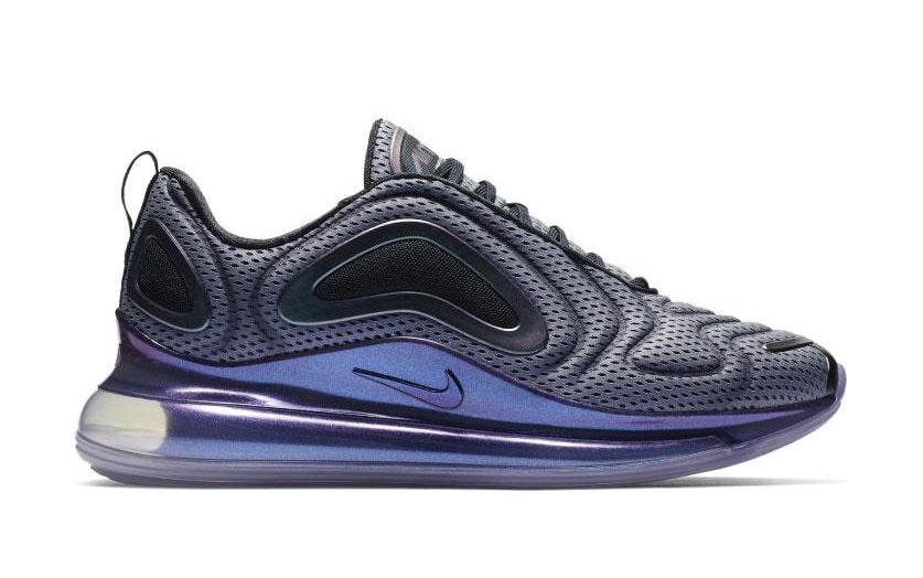 Black Attacks the Air Max 720