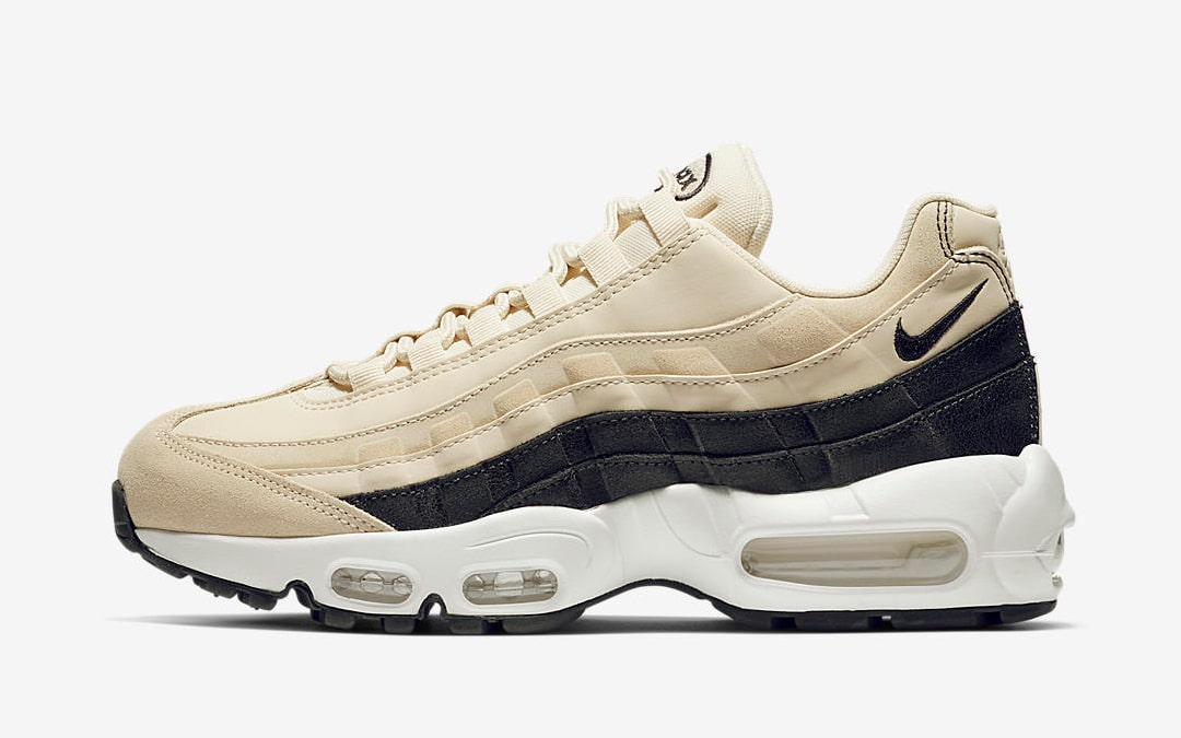 "Premium ""Light Cream""WMNS Air Max 95s are Ready to Rock 2019"