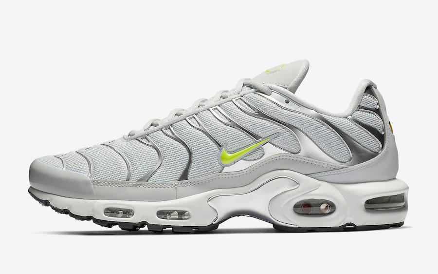 The Air Max Plus is Going Grey