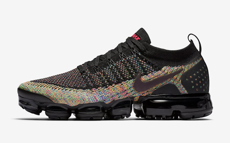The New Multi-Color VaporMax Arrives Soon
