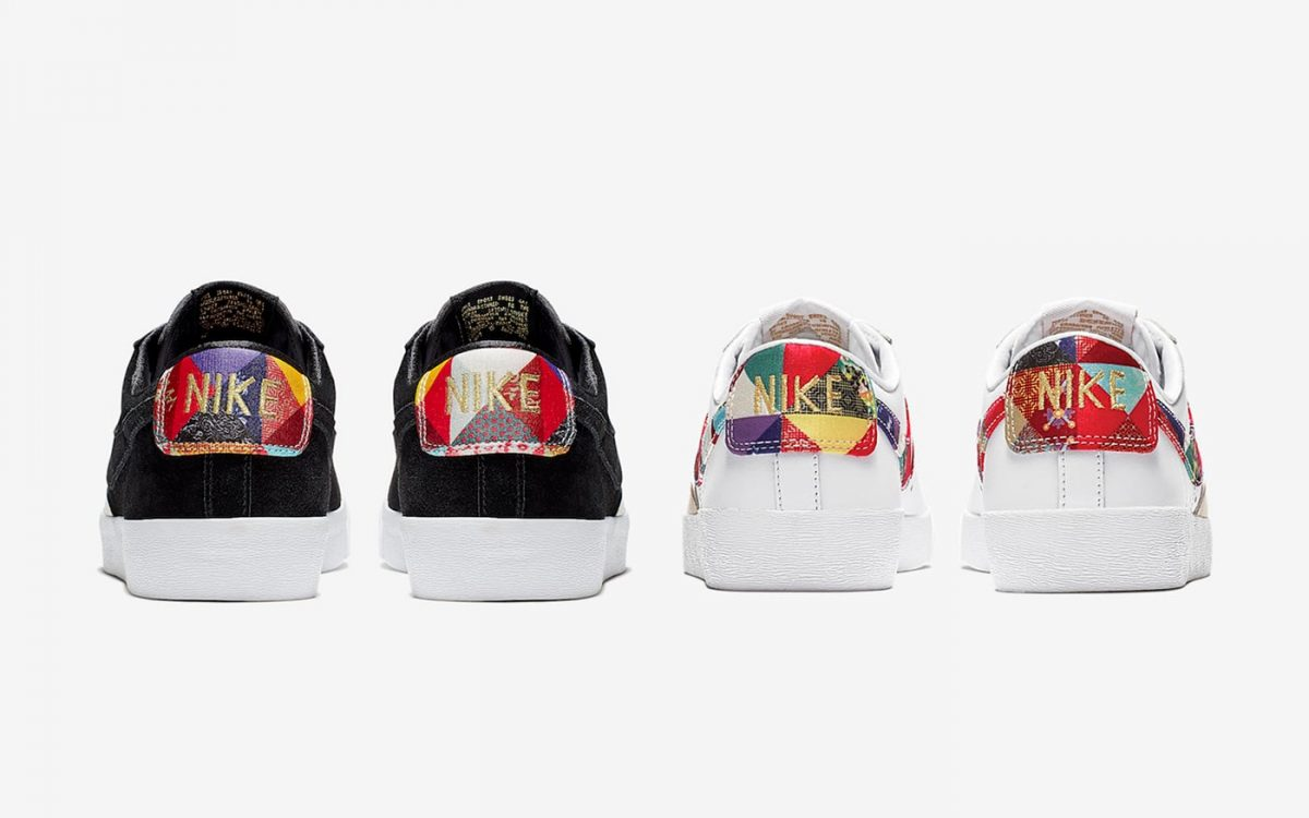 The Nike Blazer Low Set to Celebrate Chinese New Year