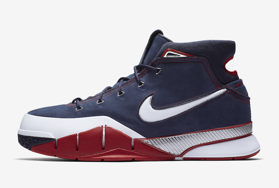 "The ""Team USA"" Nike Kobe Protro is Dropping Soon"