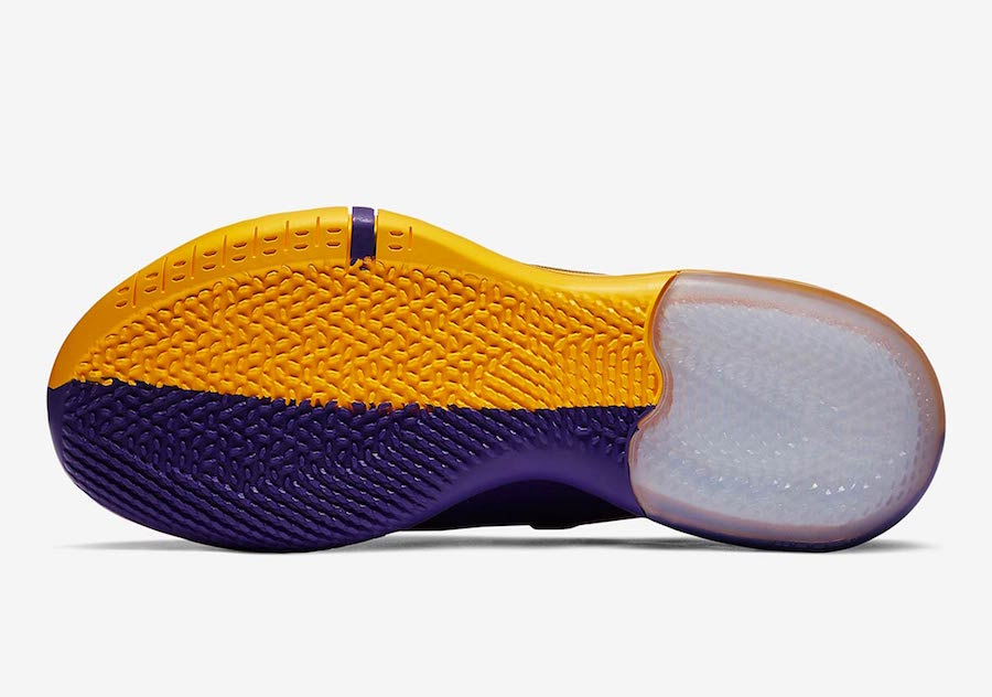 Available Now Nike Kobe Ad Lakers Pack House Of Heat Sneaker News Release Dates And Features