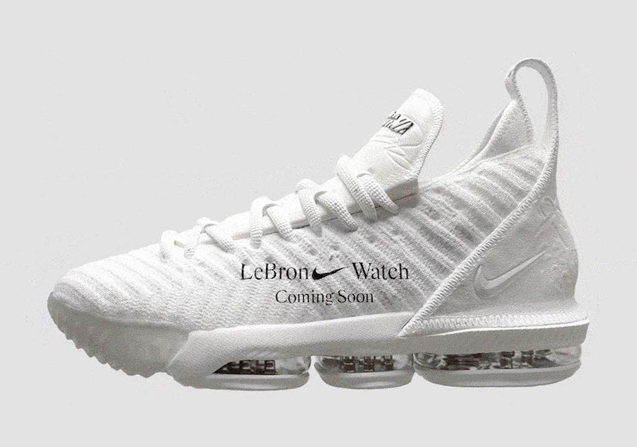 Nike's #LeBronWatch Returns on Christmas Day