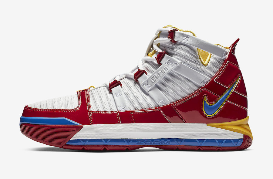 "LeBron's ""SuperBron"" PE Release Has Been Pushed Back"