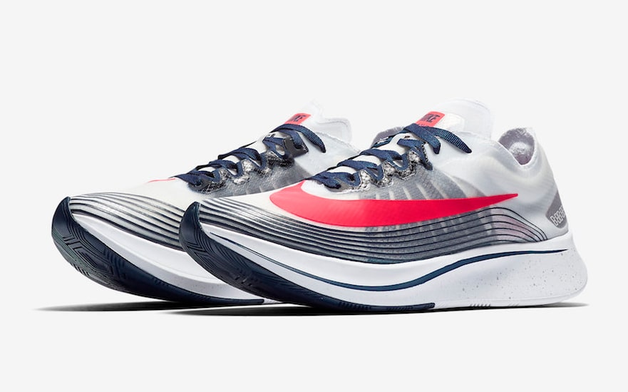The Nike Zoom Fly Gets Patriotic