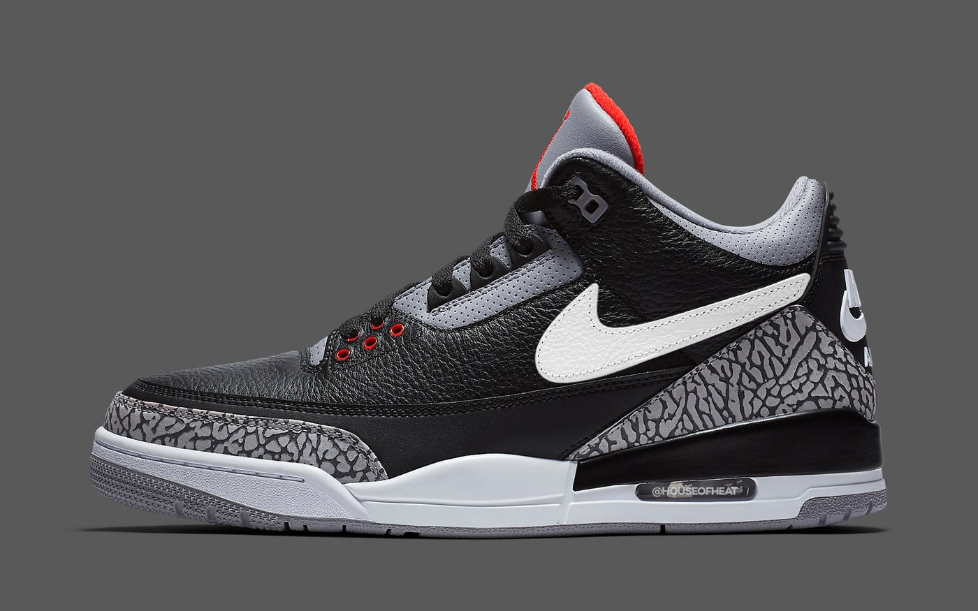 the latest 65d9c a3bed Air Jordan 3 Tinker to Arrive in