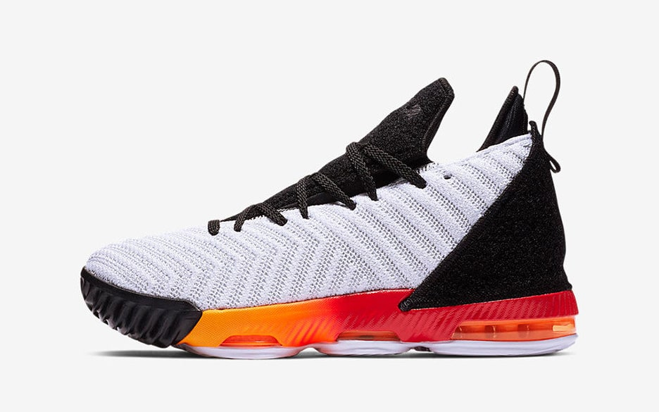 The Kids are About to Receive a Colorful LeBron 16 Exclusive