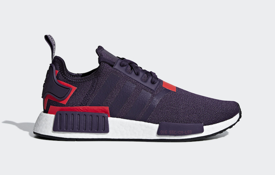 adidas to Kick Off the NMD in 2019 With Purple and Red
