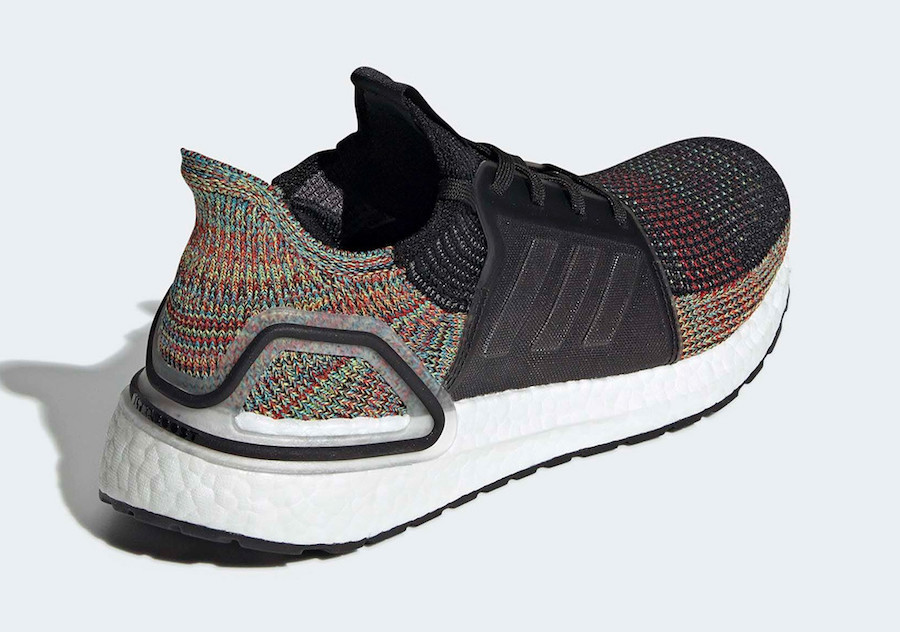Multi-Color Hits the adidas Ultra BOOST 2019 - HOUSE OF HEAT ... 26e919300