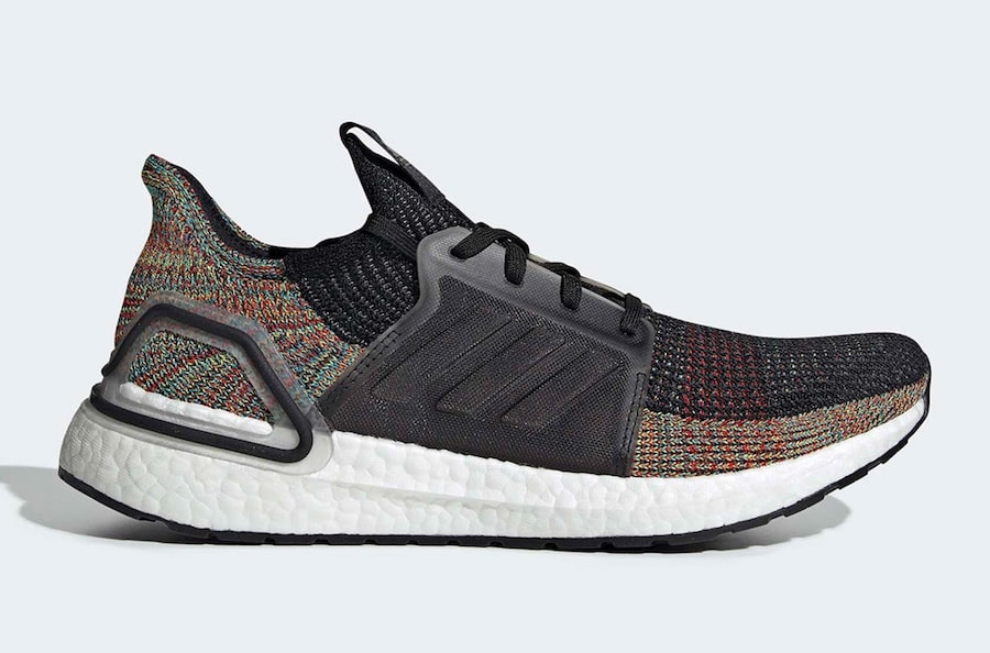 Multi-Color Hits the adidas Ultra BOOST 2019