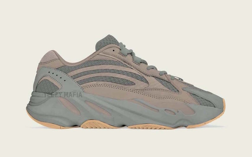 """Just Leaked! New YEEZY 700 """"Geode"""" for 2019"""