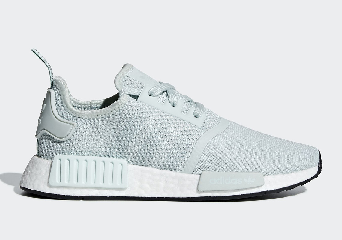 The NMD R1 Kicks Off 2019 With Two Pastel Colorways