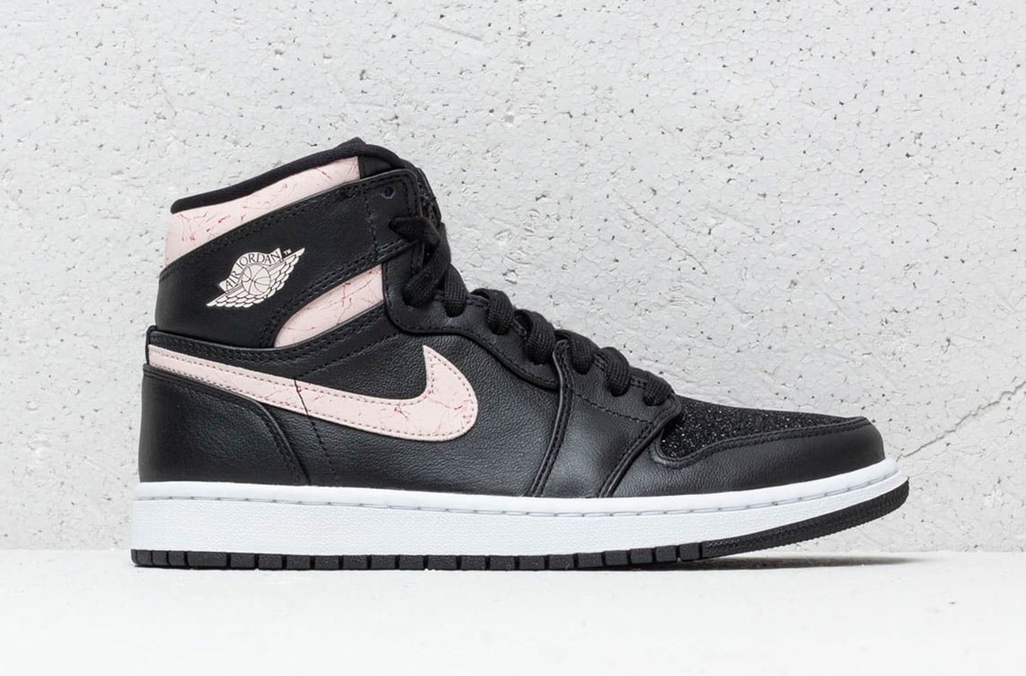 Available Now // Air Jordan 1 High OG in Black and Silt Red
