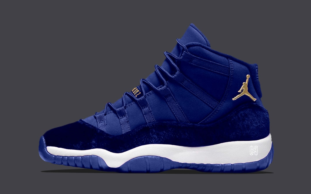 "The Concept Lab // Air Jordan 11 ""Heir"""