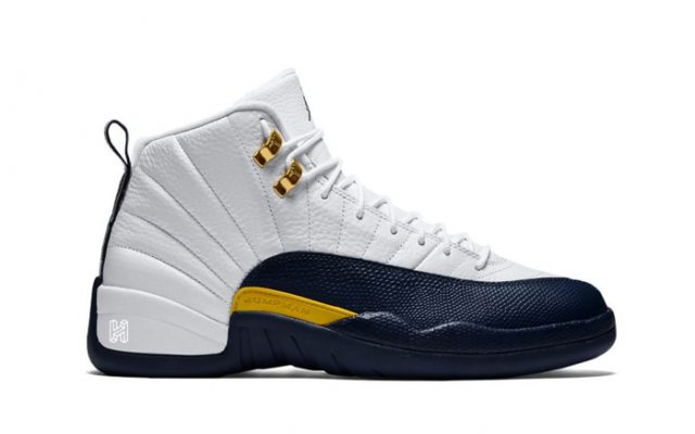 "info for faea4 d39df Air Jordan 12 ""Michigan"""