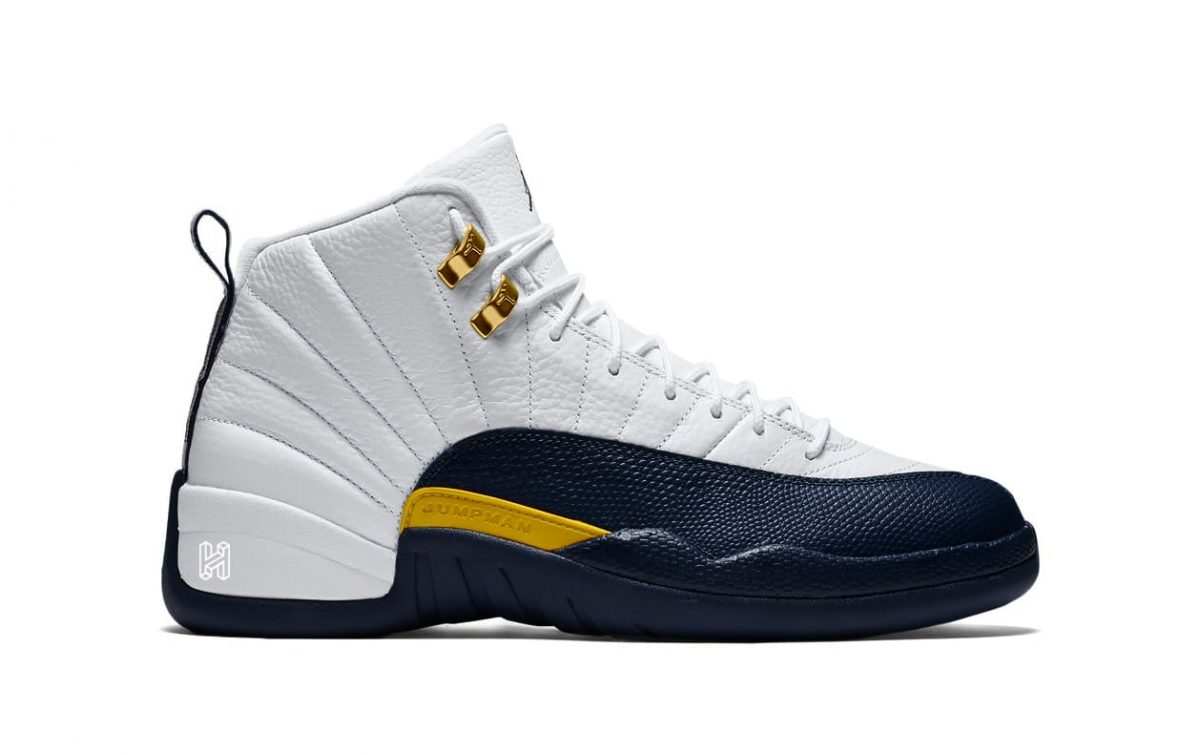 uk availability 41be4 244d4 More Michigan Jordan 12s on the Way for 2019