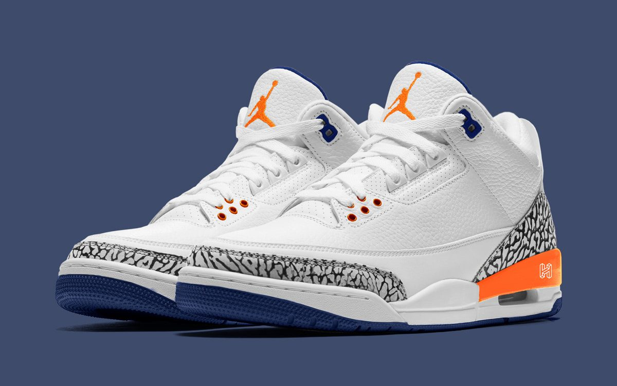 """The Release of the """"Knicks"""" Air Jordan 3 has Been Pushed Back"""