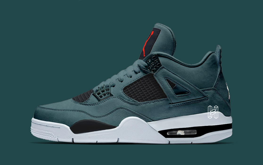 "Air Jordan 4 ""Faded Spruce"" is Added to the Already-Epic 2019 Roster"