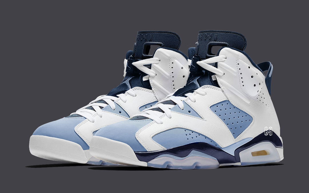 "Concept Lab // Air Jordan 6 ""Win Like '82"""