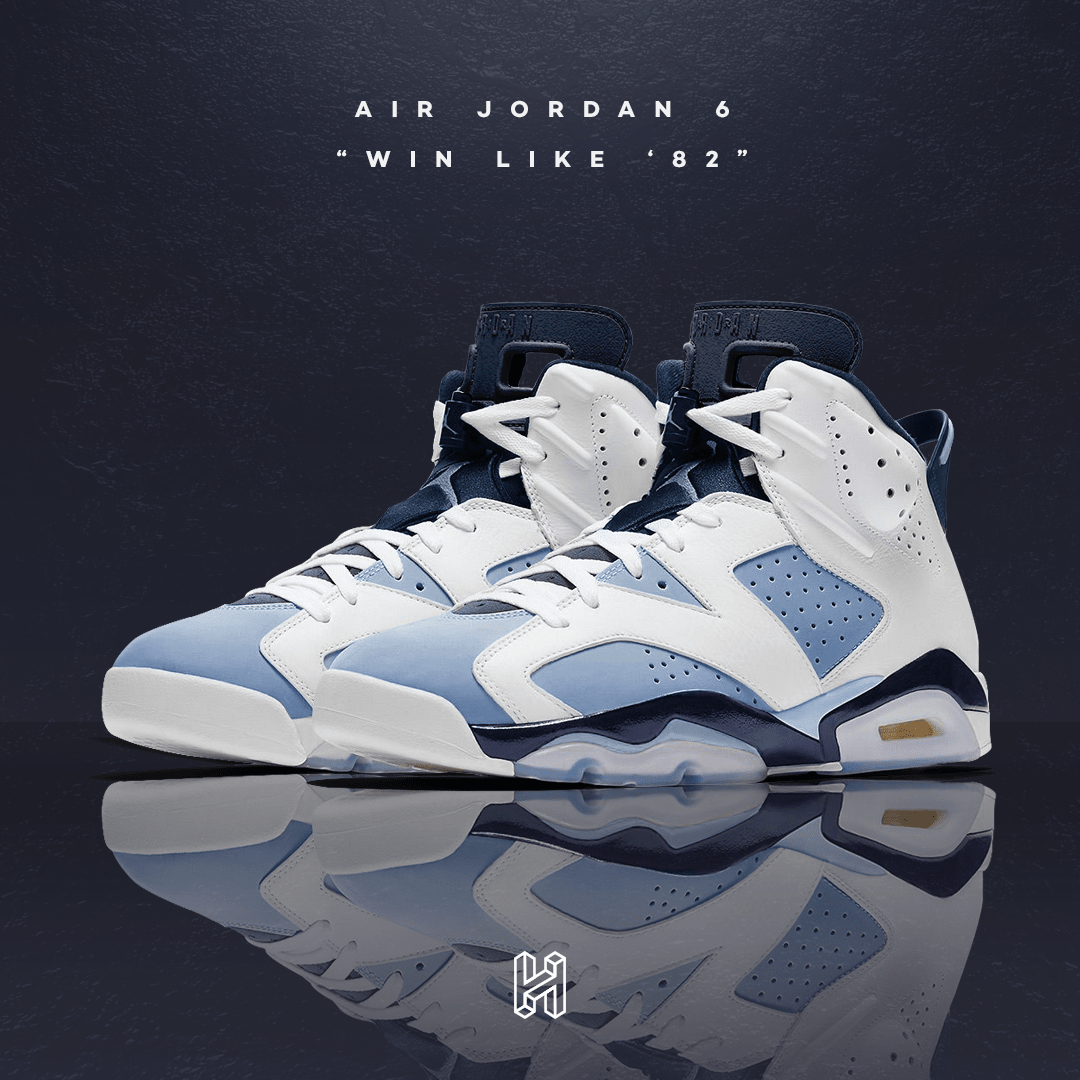 "ea18bee0dec Concept Lab // Air Jordan 6 ""Win Like '82"" - HOUSE OF HEAT 