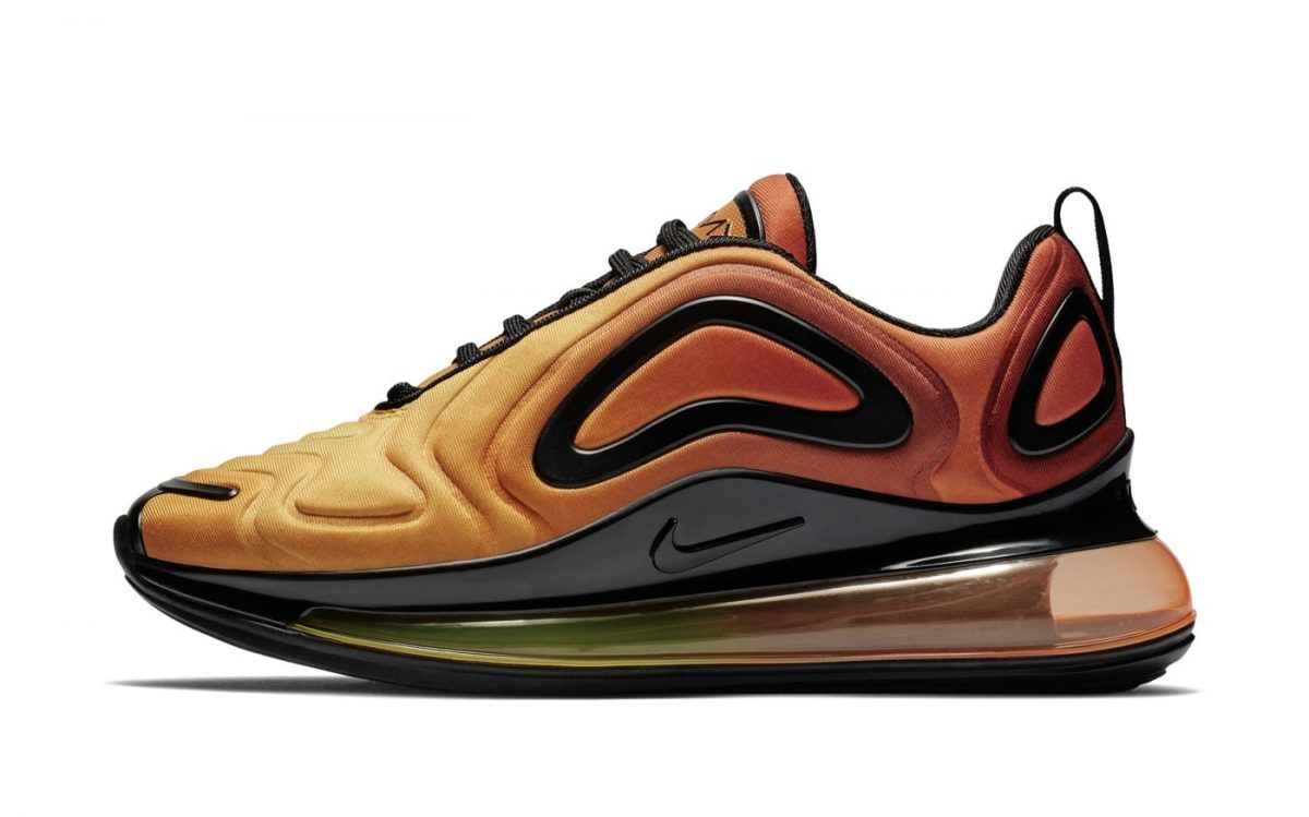 LEAKED: The First Colorway of the Air Max 720