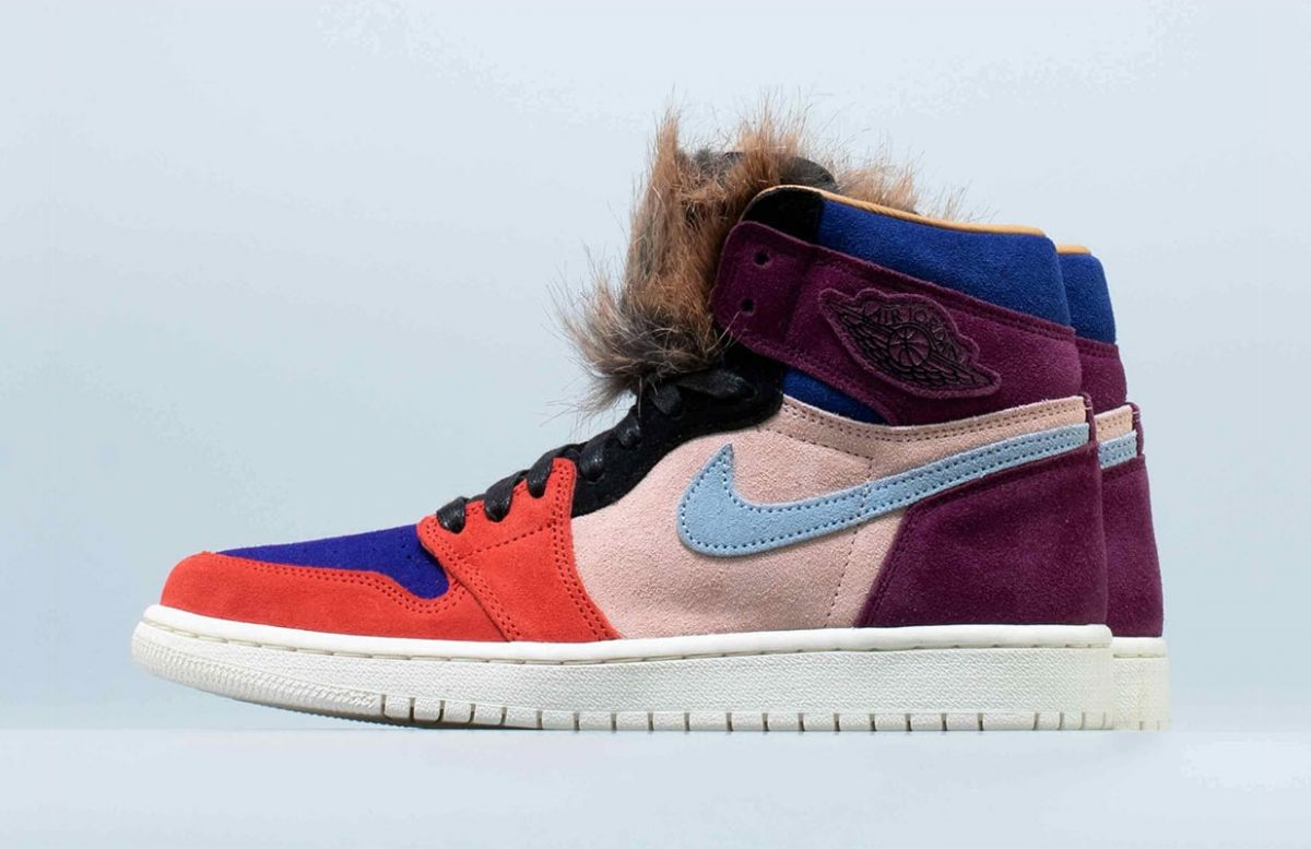 Where to Buy Aleali May's Air Jordan 1 Court Lux