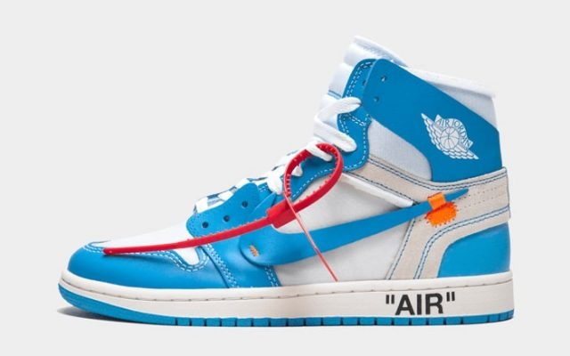 "1ecf16493d58 OFF-WHITE x Air Jordan 1 ""UNC"""