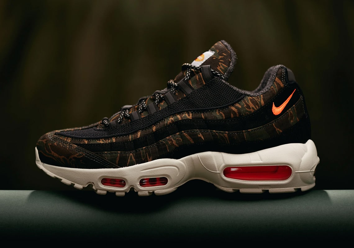 9d1e86b79a Where to Buy // Carhartt x Nike Air Max 95 - HOUSE OF HEAT | Sneaker ...