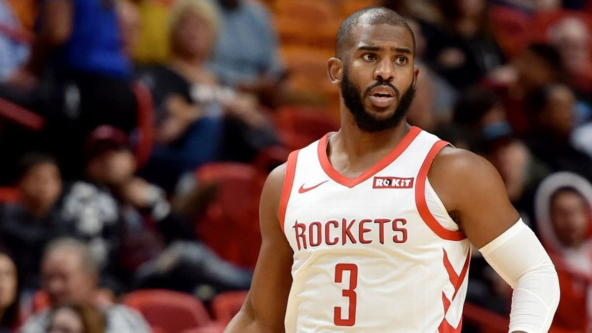 Another Chris Paul Injury Proves Just How Stupid Rockets Were to Give Him Massive Contract