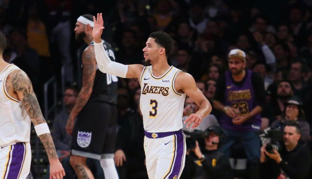 Josh Hart Trolls Himself on Twitter for Being Hung Out to Dry