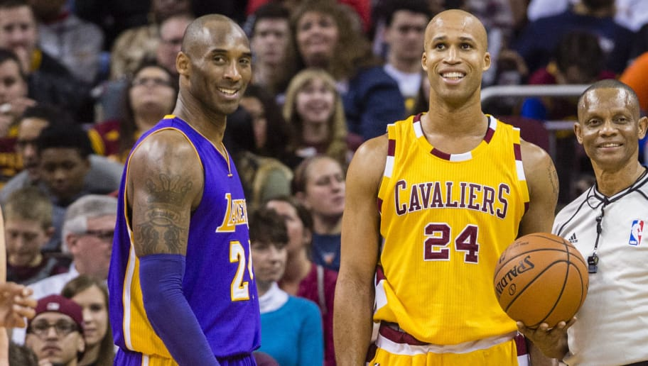 Richard Jefferson Shares Kobe Bryant Story That Perfectly Explains Mamba Mentality